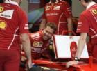 La Mercedes torna davanti, Vettel rallentato dai guai tecnici