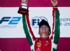 Occhi al cielo: dopo la pole, Leclerc dedica anche la vittoria al papà scomparso