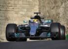 Hamilton, un'altra super pole. Le Ferrari sono lontane
