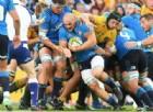 Rugby, Italia a testa alta con l'Australia