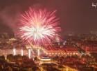 San Giovanni 2017: le foto più belle dei fuochi d'artificio