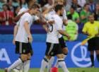 Confederations Cup: Germania prima nel girone, in semifinale anche il Cile