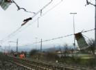 Maltempo: problemi per collegamenti ferroviari e linee elettriche