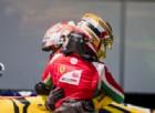 Il baby ferrarista Leclerc fa la fine di Vettel: penalizzato