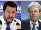 Ballottaggi, Salvini a Gentiloni: «Se hai dignità devi dimetterti»