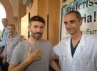 Max Biaggi lascia l'ospedale, 17 giorni dopo l'incidente