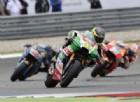 Aleix Espargaro in pista nell'ultimo Gran Premio d'Olanda