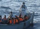 Operazione di salvataggio della Marina Militare