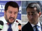 Di Maio e la Lega Nord «nemici-amici» dialogano sullo stesso palco