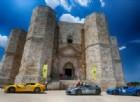 La cavalcata delle cento Ferrari tra le bellezze della Puglia