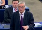 Immigrazione, scontro Junker-Tajani: «Parlamento Ue ridicolo»