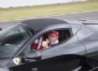 La festa per i 70 anni Ferrari arriva anche in Germania... con Raikkonen