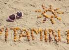 Bassi livelli di vitamina D e poco Sole? I muscoli diventano flaccidi