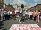 Migliaia al Miralfiore per la libertà di scelta vaccinale «l'obbligo non deve esistere»