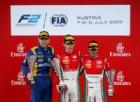Il podio dei giovani è ferrarista: la quarta di Leclerc, la prima di Fuoco