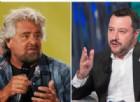 Salvini strizza l'occhio a Grillo: «Intesa possibile col M5S»