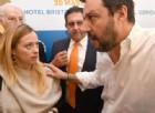 Meloni e l'ultimatum a Salvini: «Mai col Movimento 5 stelle»