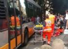 Altro passante investito da autobus, è grave