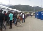 Migranti, riqualificazione e ampliamento del Parco Roja