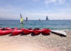 Camogli, giornate al mare in vela o canoa dedicate ai disabili