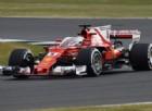 Mercedes più veloce della Ferrari con lo scudo