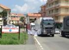 Scontro moto-camion, muore un uomo 48 anni