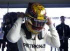 Dominio Mercedes a casa Hamilton, disastro Ferrari