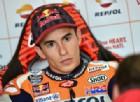 Honda come Yamaha: anche Marquez prova un nuovo telaio