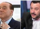 Berlusconi invita a cena Maroni per fare le scarpe a Salvini