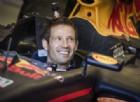 La prima volta di Ogier: il campionissimo dei rally prova una F1