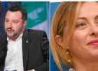 Salvini rassicura Meloni: «Difficile l'alleanza con il M5S»
