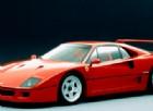 Compie 30 anni la F40, l'ultima Ferrari di Enzo Ferrari