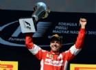 Ferrari, già cinque successi storici all'Hungaroring