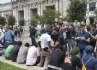 Migranti fermati dalla Polizia in Stazione Centrale