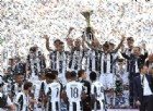 La Juventus conquista il suo sesto Scudetto consecutivo