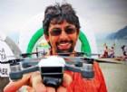 Il drone genovese che controlla i campi da calcio (e fa innamorare la Samp)