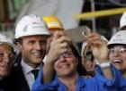 Fincantieri: Macron nazionalizza Stx e difende il lavoro in Francia, umiliandoci ancora una volta