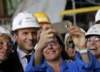 Il presidente francese Emmanuel Macron intende nazionalizzare i cantieri navali di Saint-Nazaire Stx