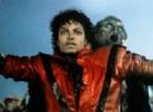 Un fotogramma del video di «Thriller» di Michael Jackson