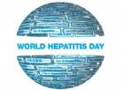 Il logo della Giornata Mondiale dell'Epatite