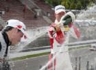 Che grinta Mick Schumacher: rimonta fino al podio sulla pista più dura
