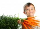 Mangiare verdure migliora il rendimento scolastico