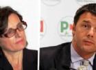 Nicoletta Favero e Matteo Renzi