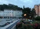 Piazza della Vittoria diventa 'Camping Vittoria'
