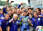 Valentino Rossi lancia la sfida per la seconda metà dell'anno: «Sempre sul podio»