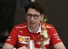 Una lotta di potere minaccia la serenità in Ferrari: Arrivabene vs Binotto