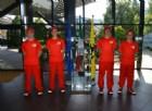 Quattro giovani si giocano un posto all'accademia Ferrari