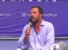 Salvini: «Saviano vale zero, scorta inutile»