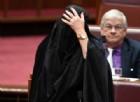 Australia: in Senato con il burqa, ma per vietarlo