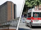 Gli agenti della polizia municipale sono stati portati all'ospedale Cto di Torino